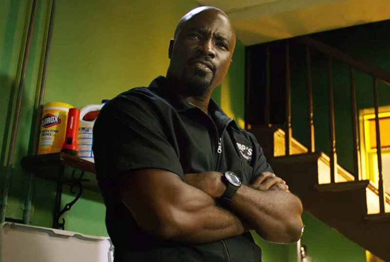 Exclusive: Mike Colter Says No Talks With Marvel for More Luke Cage Right Now
