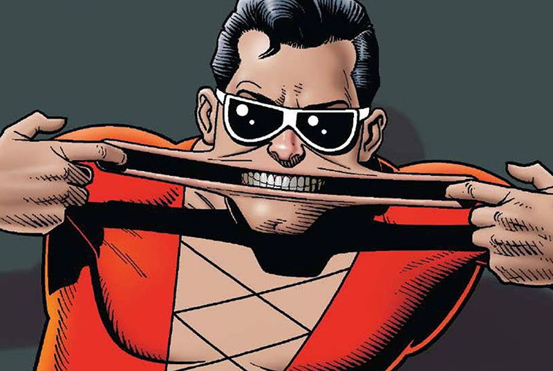 Female-Led Plastic Man Movie in Early Development at Warner Bros.