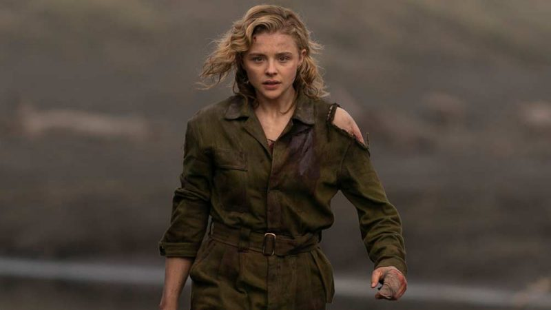 Shadow in the Cloud Teaser Previews Chloë Grace Moretz's New Action Movie