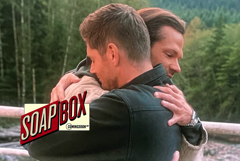 CS Soapbox: Supernatural's Ending is a Tribute to the Beauty of Platonic Love