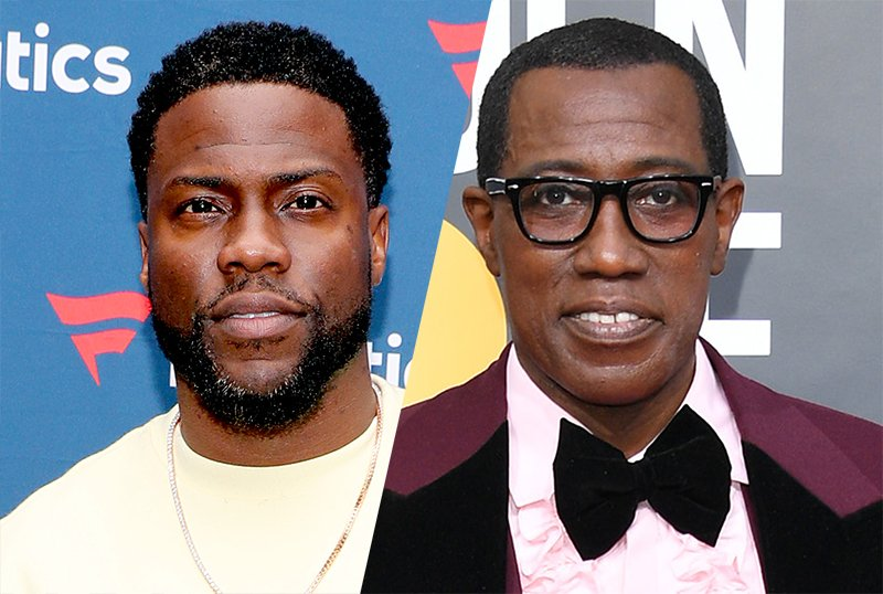 True Story: Kevin Hart & Wesley Snipes to Play Brothers in Netflix Limited Series