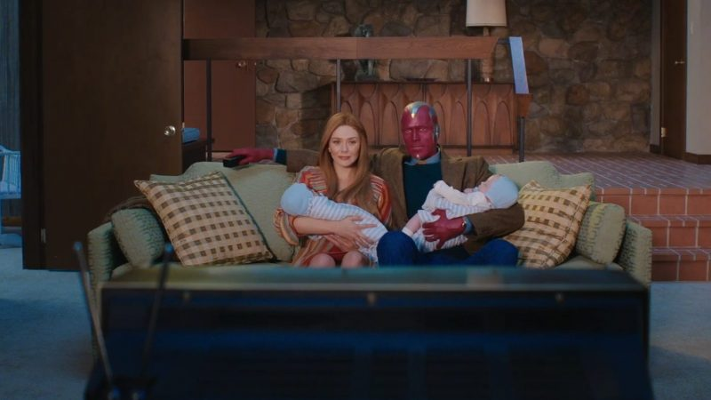 Something is Wrong with Wanda in New WandaVision TV Spot