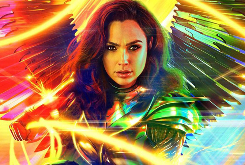 Wonder Woman 1984 Advance Tickets Now Available!