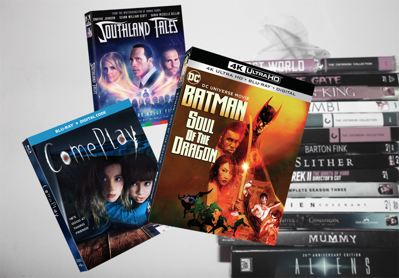 January 26 Blu-ray, Digital and DVD Releases