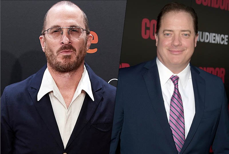 Aronofsky, Fraser and A24 Teaming for The Whale Adaptation