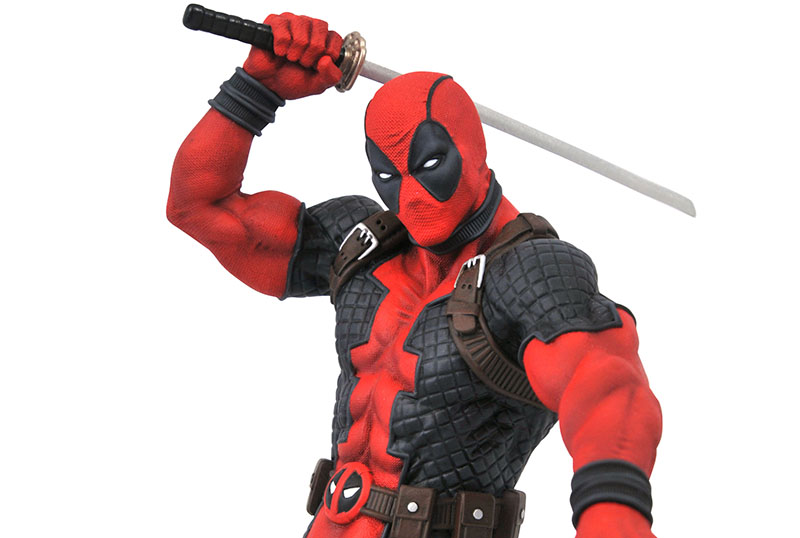 Diamond Select February Previews Include Deadpool, Star Wars & More!