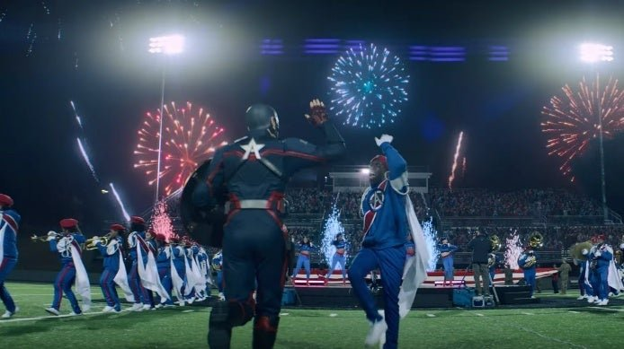 Falcon and the Winter Soldier Ends with Introduction of the MCU's New Captain America