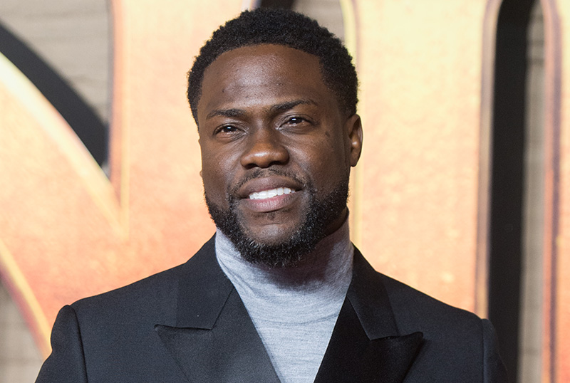 Kevin Hart Inks First-Look Film Deal With Netflix