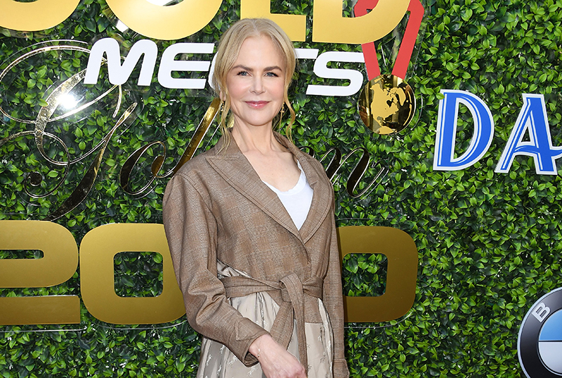 Nicole Kidman Teaming With Amazon for Series Adaptation of Hope