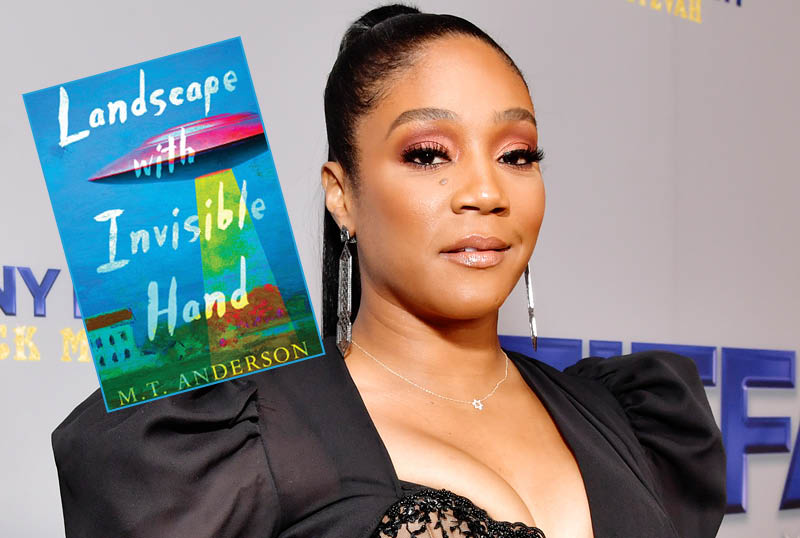 Tiffany Haddish in Talks for Landscape With Invisible Hand