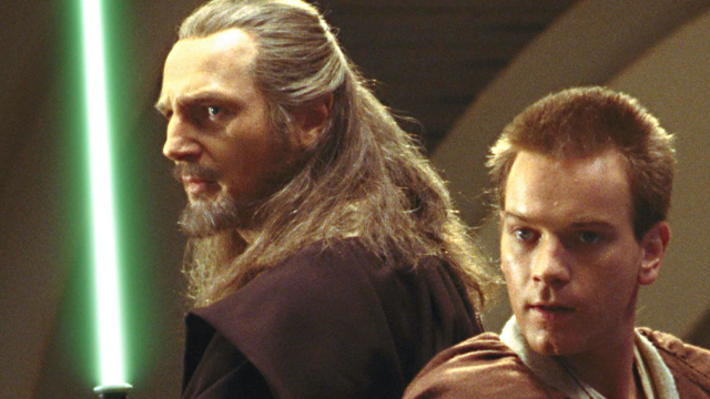 Liam Neeson Says He Would Bring Back Qui-Gon for Obi Wan Series
