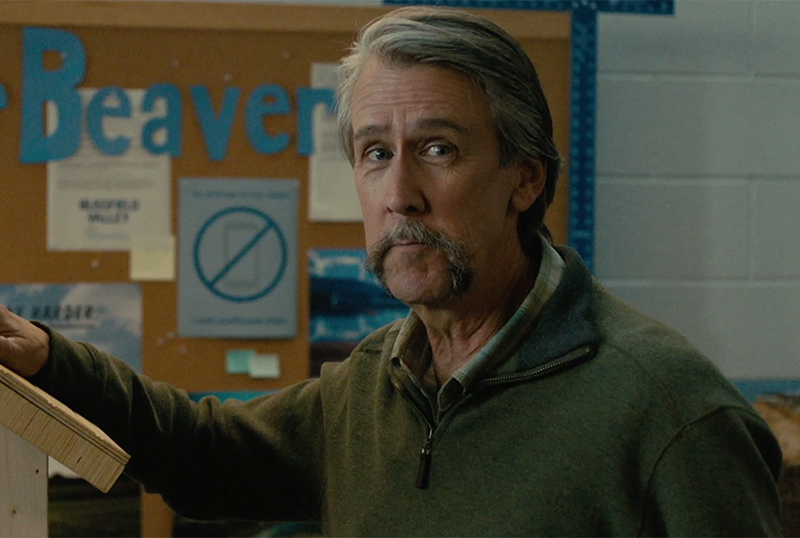 CS Interview: Alan Ruck Talks Horror-Comedy Freaky, Plus Exclusive Clip!