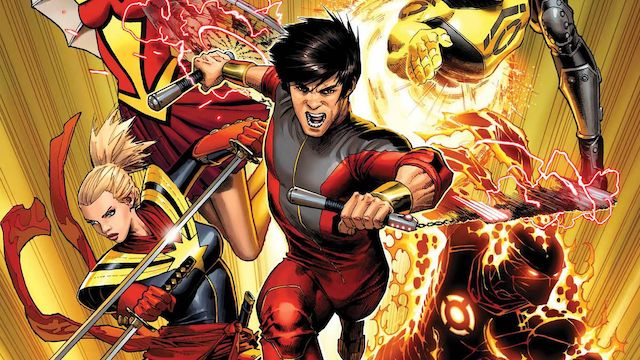 Simu Liu Reveals Who Shang-Chi Would Beat in a Fight Against Other Marvel Superheroes
