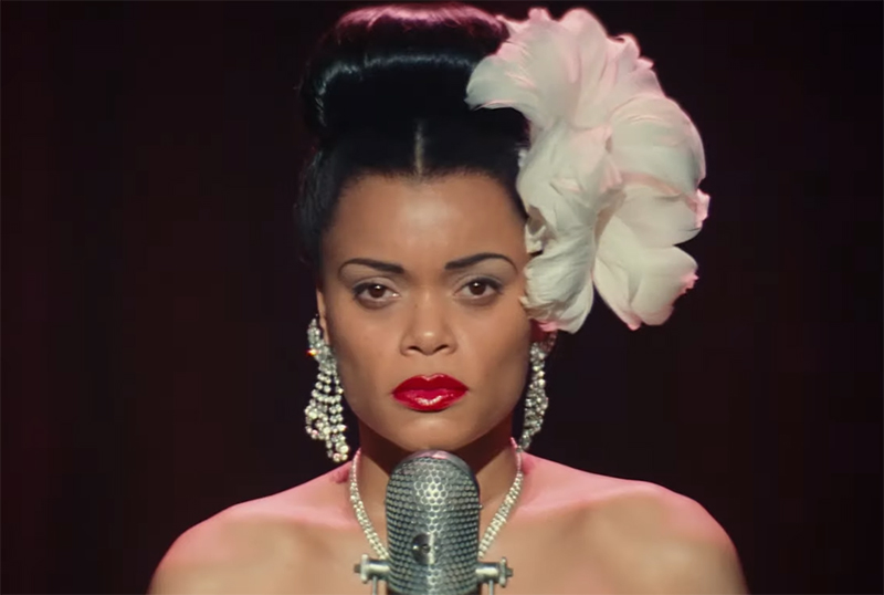 The United States vs. Billie Holiday Trailer: Her Voice Would Not Be Silenced