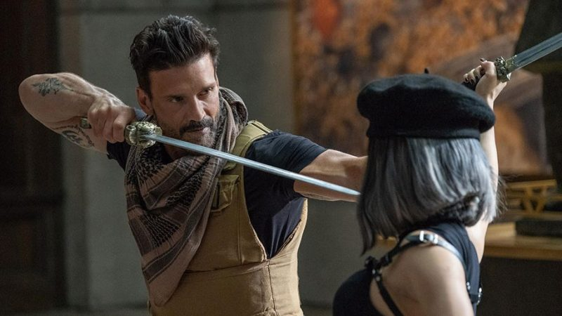 Boss Level: Frank Grillo-Led Action Sci-Fi Sets Hulu Release Date