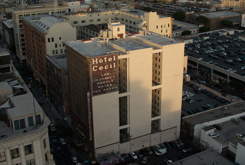 Netflix's Crime Scene: The Vanishing at the Cecil Hotel Trailer Released