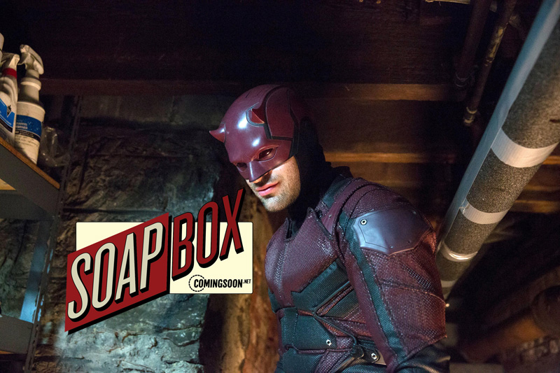 CS Soapbox: Why Daredevil in Spider-Man 3 is More Exciting Than Tobey