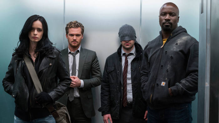 Kevin Feige on Potential Arrival of Netflix's Marvel Heroes into the MCU