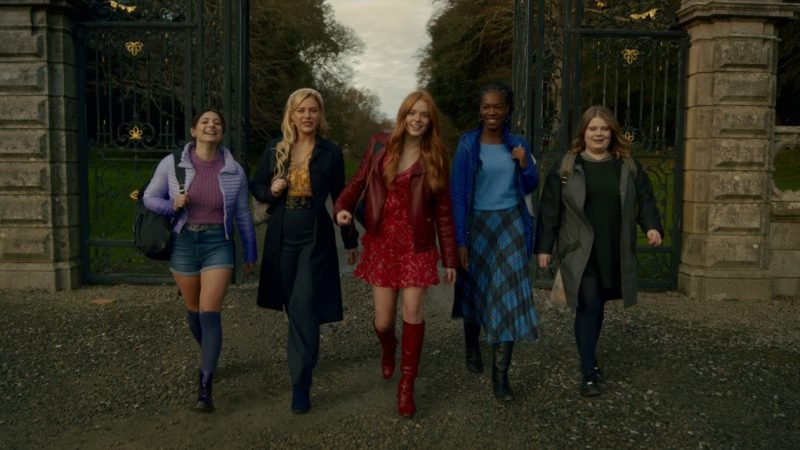 Watch the trailer for Wicklow-shot 'Fate: The Winx Saga' now