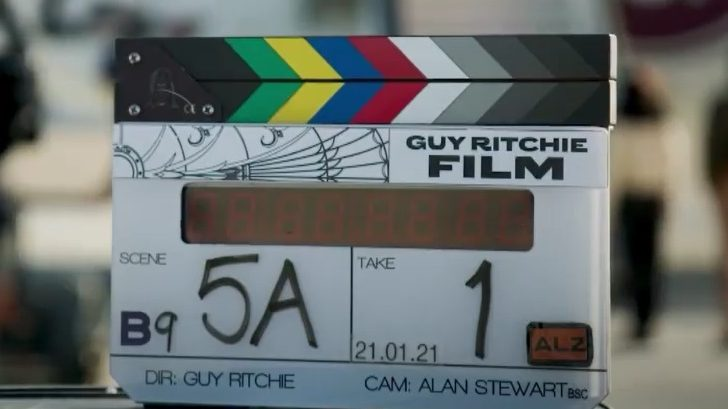 Five Eyes: Behind-the-Scenes Look at Guy Ritchie's Jason Statham-Led Spy Film