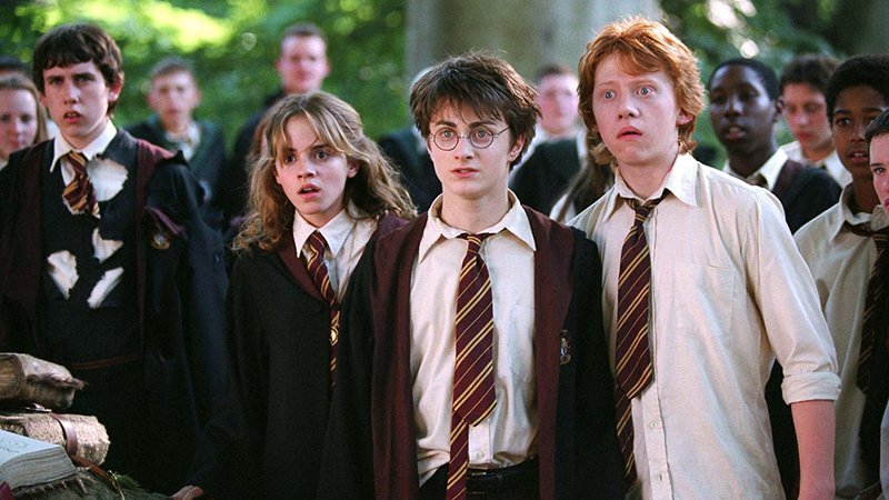 Harry Potter Live-Action TV Series in 'Extremely Early' Development at HBO Max
