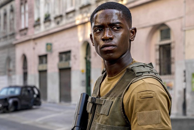 CS Interview: Damson Idris on Sci-Fi Actioner Outside the Wire