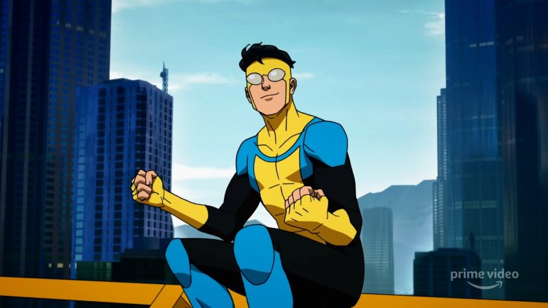 Invincible: Robert Kirkman Says Live-Action Film Won't Connect With Amazon's Animated Series