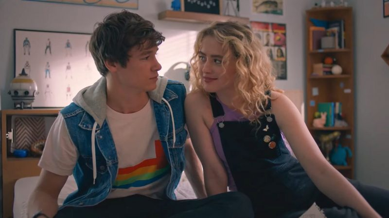 The Map of Tiny Perfect Things Trailer Traps a Teen Romance Inside a Time Loop
