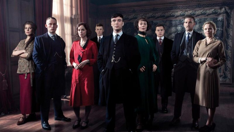 Steven Knight Confirms Plans for a Peaky Blinders Movie