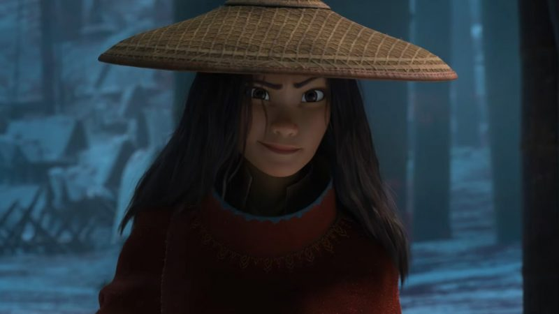 Raya and the Last Dragon Trailer Takes First Step to Unite the World