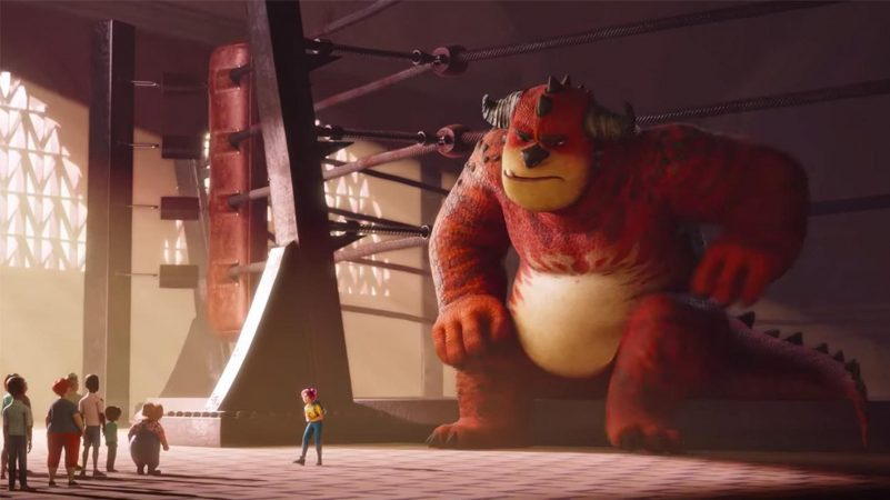 Paramount's New Animated Film Rumble Delayed to 2022