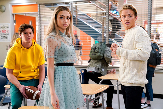 Saved by the Bell Renewed for a Second Season at Peacock