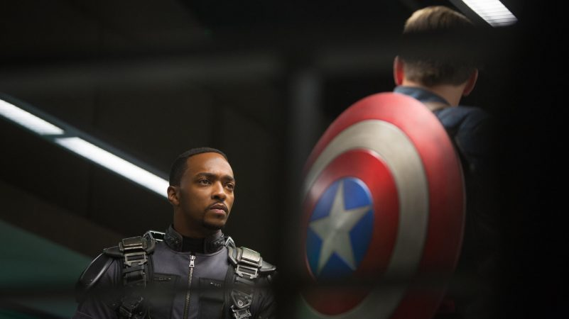 Anthony Mackie Comments on Chris Evans' Possible MCU Return