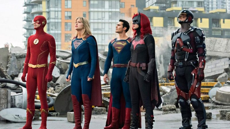 The CW Not Moving Forward with Superman & Batwoman Crossover