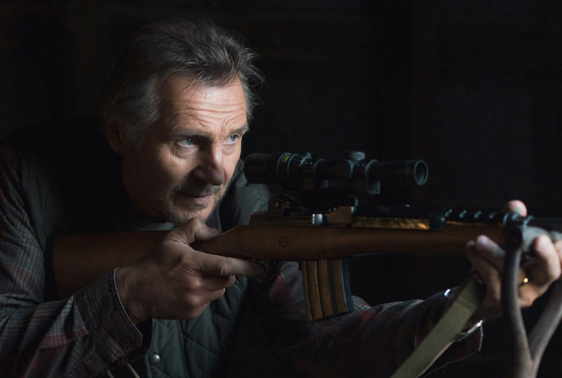 Liam Neeson's The Marksman Targets Tops of the Weekend Box Office