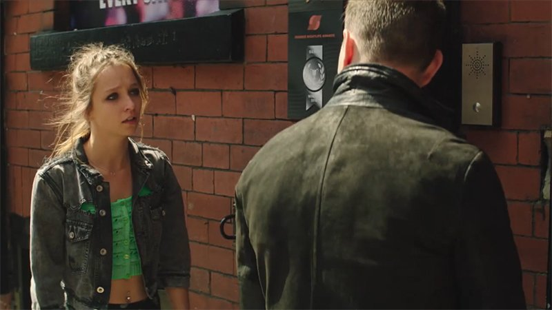Exclusive Traces Clip Starring Martin Compston & Molly Windsor