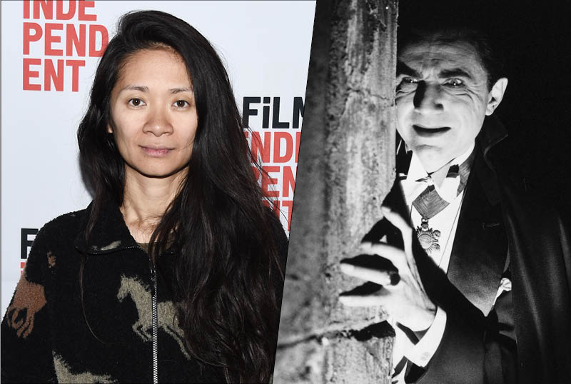 Universal & Chloé Zhao Teaming for Sci-Fi Western Dracula Reimagining
