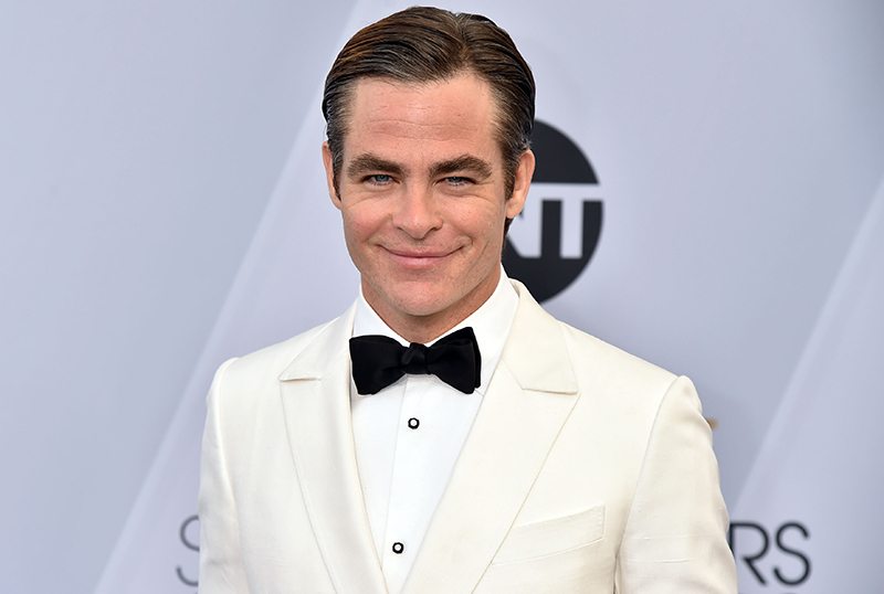 STXfilms Acquires Chris Pine-Led Thriller Violence of Action
