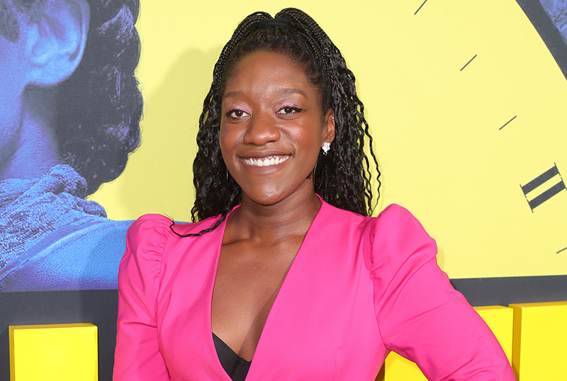 Watchmen's Stacy Osei-Kuffour Tapped to Pen Marvel's Blade!