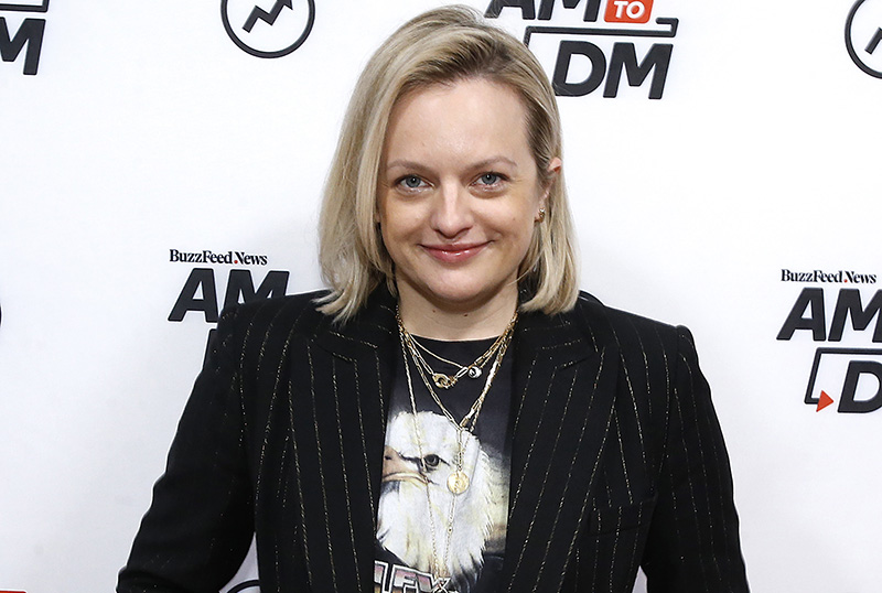 Elisabeth Moss Joins Isaac & Gyllenhaal in Untitled Making of The Godfather Film