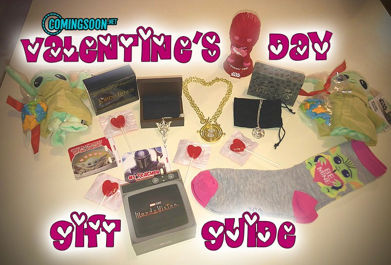 ComingSoon's 2021 Valentine's Day Gift Guide