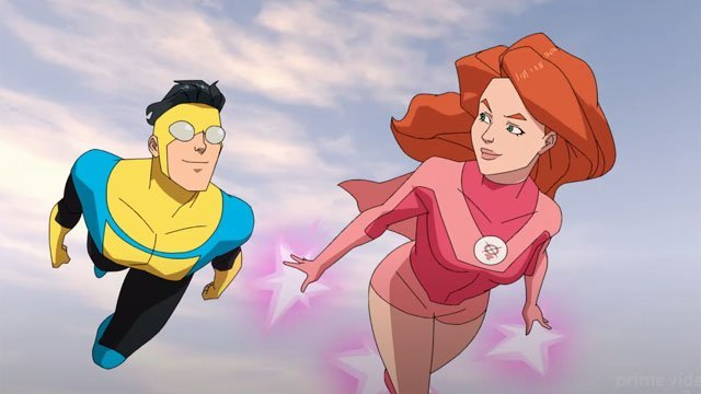 Amazon Drops a New Trailer For the Invincible Animated Series
