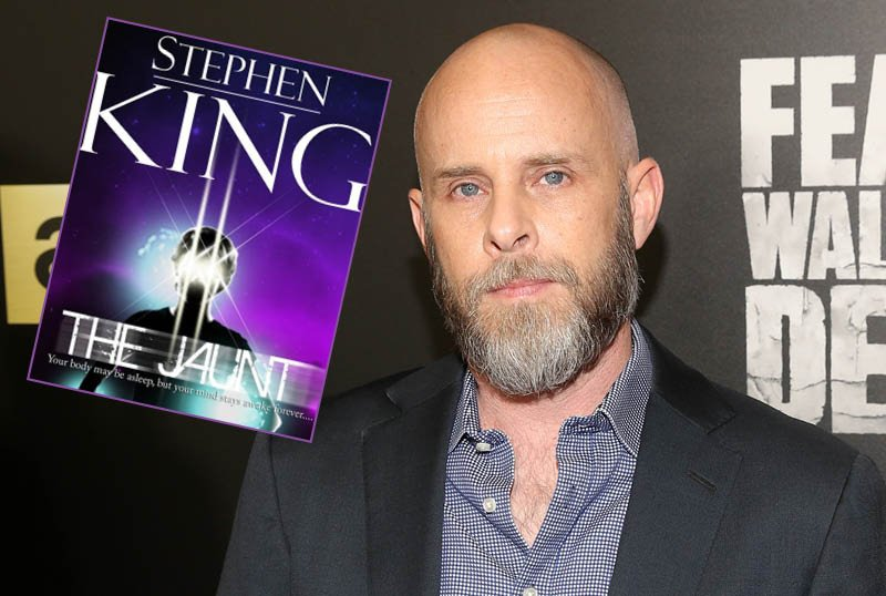 Dave Erickson Developing Series Adaptation of Stephen King's The Jaunt