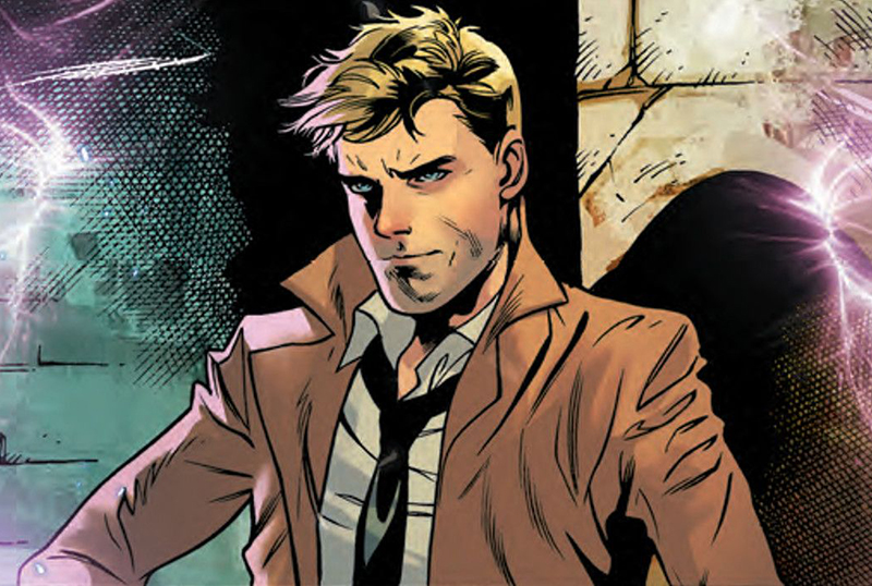 HBO Max Reportedly Developing Constantine Series