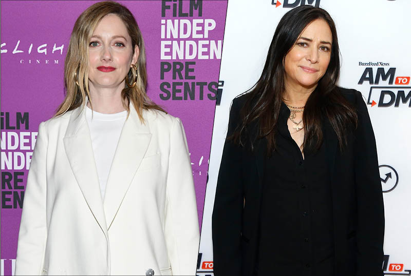 Judy Greer Replacing Pamela Adlon as Nancy Howe in Showtime's The First Lady