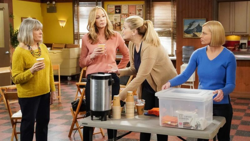 Allison Janney-Led Sitcom Mom Officially Ending With Season 8