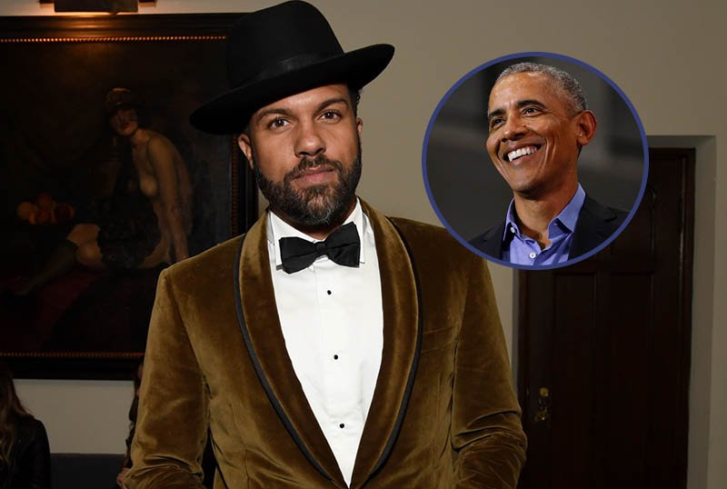 Showtime's The First Lady Adds O-T Fagbenle as Barack Obama