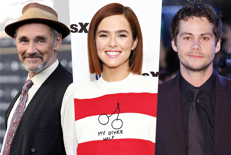 Rylance, O'Brien, Deutch & More Join Graham Moore's The Outfit