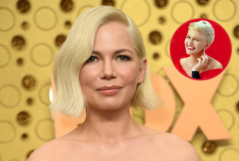 Michelle Williams To Reunite With Todd Haynes for Peggy Lee Biopic