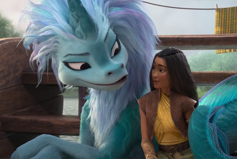 Raya and the Last Dragon Featurette Explores Production of Disney Adventure